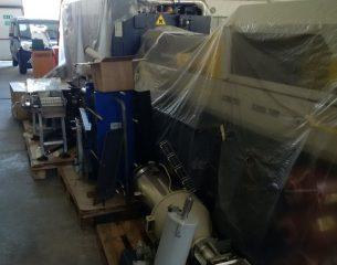Производственная линия для крышки 28 мм, под ПЭТ бутылку в