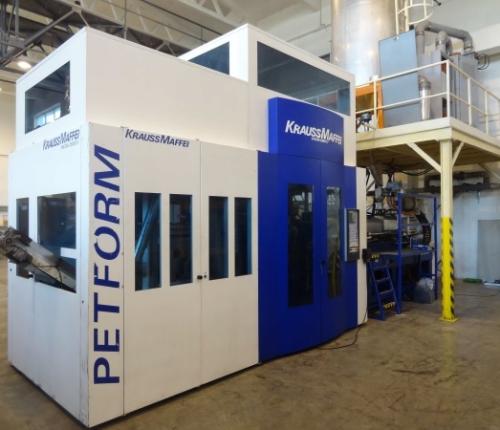 Производственная линия для пэт преформы ТПА Krauss –Maffei 350 тонн